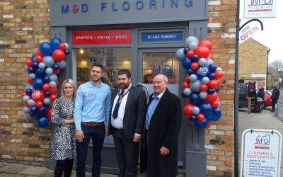 ST IVES SHOWROOM OFFICIAL OPENING